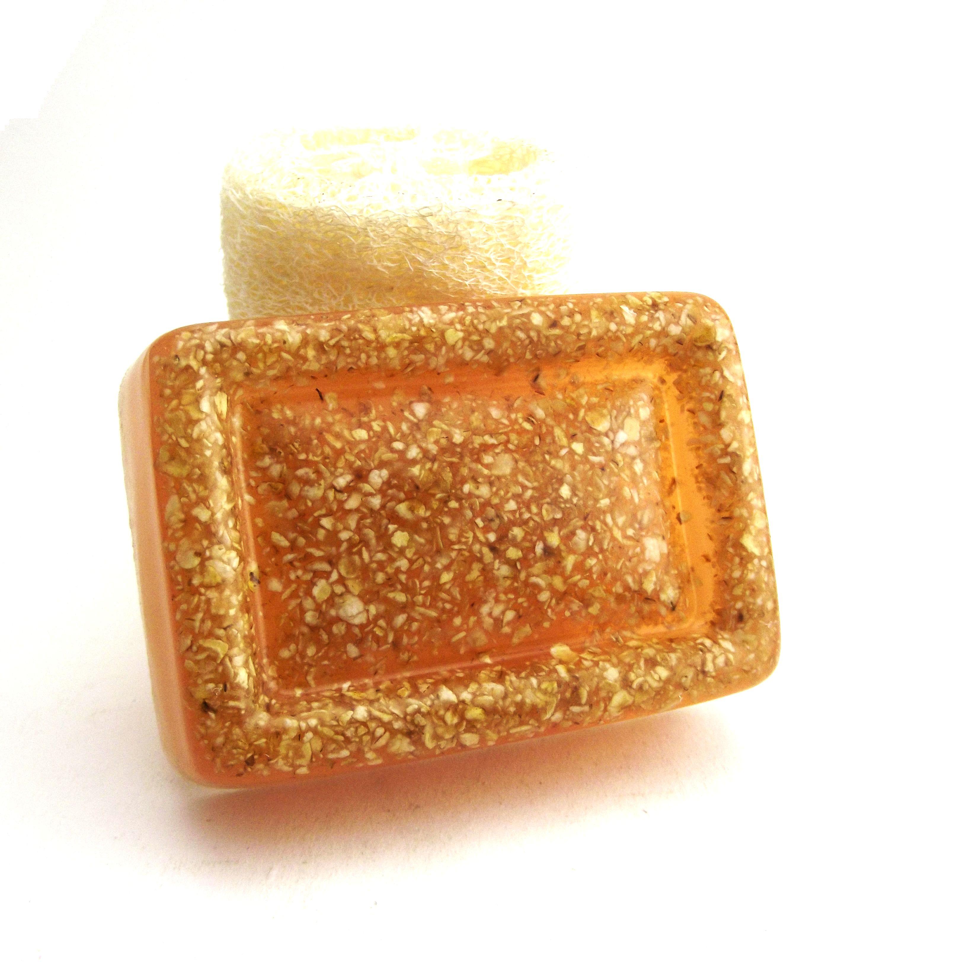 Oatmeal And Honey Soap Bar 4 Oz on Luulla